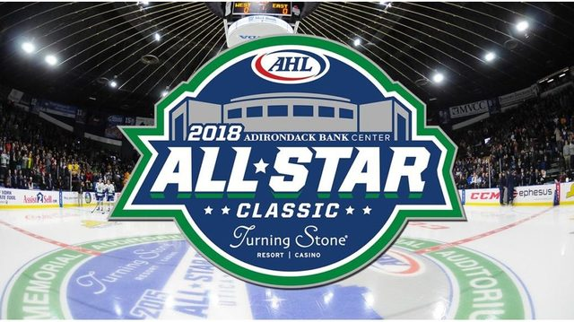 AHL All Star Game Returns to Utica