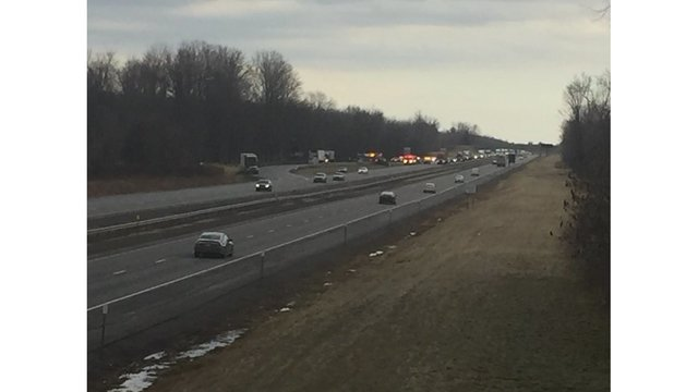 Three Killed, One Injured In Thruway Crash In Verona