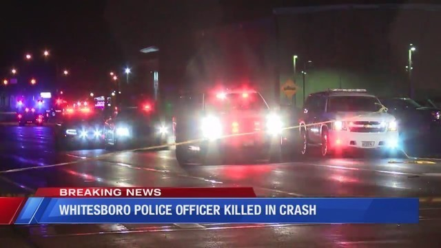 Whitesboro Police Department Mourns Death Of Officer
