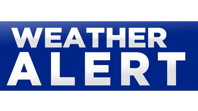 Weather Alert Update