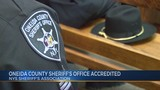Oneida County Sheriff's Office Accredited