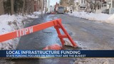 Infrastructure Funding Focused On Busiest Areas