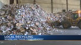 Where Do Local Recyclables End Up?