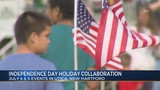 Independence Day Collaboration