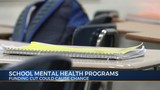 Cuts To School Mental Health Programs