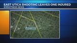Man Injured In East Utica Shooting